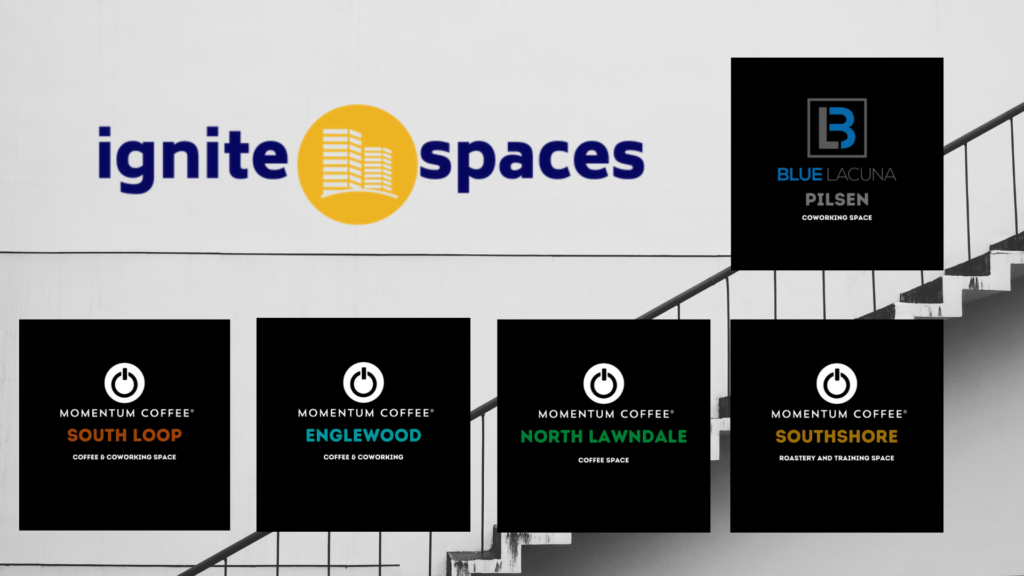 Ignite Spaces steps to entrepreneur